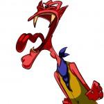 Angry Devil!